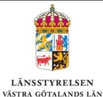 Logga Länsstyrelsen Västra Götaland